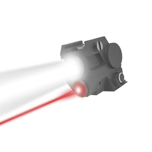 LPCB-1R, LED Tactical Flashlight And Laser Sight Combo | Laspur