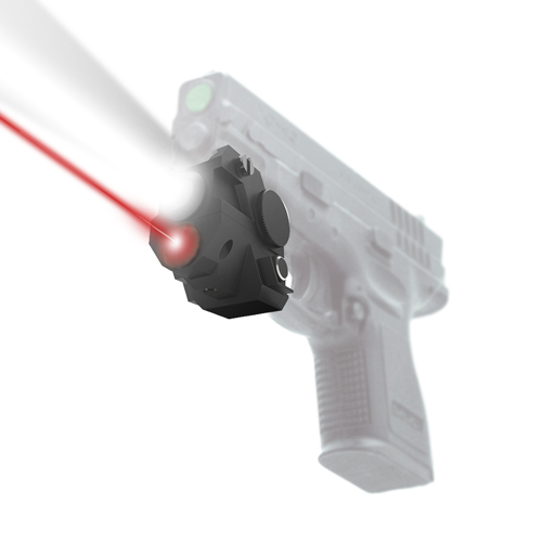Lpcb 1r Led Tactical Flashlight And Laser Sight Combo Laspur